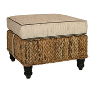 ChicTeak San Jose Ottoman