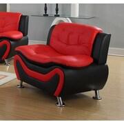 PDAEInc Roselia Modern Living Room Armchair