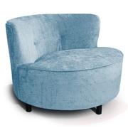 Decenni Arco Barrel Chair