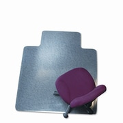 E.S. ROBBINS 45X53 Lip Chair Mat, Professional Series Anchorbar For Carpet Up To 3/4''; 45'' x 53''