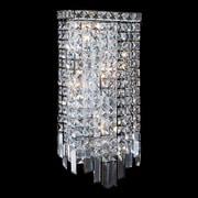 Worldwide Lighting Cascade 4 Light Wall Sconce