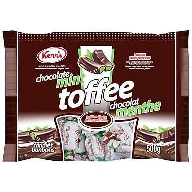 Kerr's - Caramels à la menthe chocolatée, 500 g