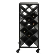Creative Co-Op Sonoma 15 Bottle Floor Wine Rack