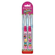 Brush Buddies® Shopkins Toothbrush, 3/Pack (00592-24-3-BUNDLE)