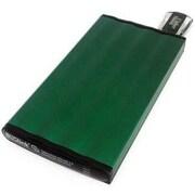 Buslink® CipherShield DSE-1T-U3 1TB SATA Encrypted Portable External Hard Drive, Green