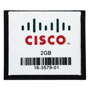 Cisco® CompactFlash Card for 1900/2900 Integrated Services Router (MEM-CF-2GB=)