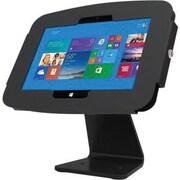 "Compulocks® Space Surface 303B540GEB Aluminum Enclosure with Rotating 360 deg Kiosk for 12"" Surface Pro, Black"