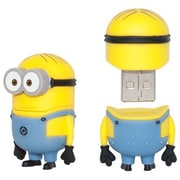 EP Memory Despicable Me Minion Dave 8GB USB 2.0 Flash Drive, Yellow (900903)