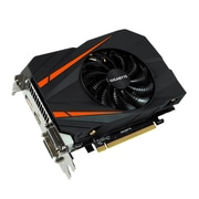 GIGABYTE™ NVIDIA GeForce GTX 1060 Mini ITX OC GDDR5 PCI Express 3.0 x16 6GB Graphic Card