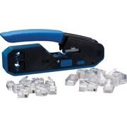 IDEAL® Data/Voice Modular Plug Termination Kit, Black (33-396)