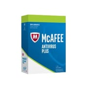 Intel® McAfee Antivirus Plus Subscription License Activation Card, 1 User, Windows (BKCMAV1YRENG )