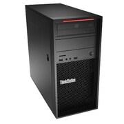 lenovo® ThinkStation P410 Workstation, Intel Xeon E5-1607 v4, 1TB, 8GB, Windows 10 Pro, Black (30B3001QUS)