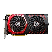 MSI GeForce GTX 1080 DirectX 12 8GB 256-Bit GDDR5X PCI Express 3.0 ATX Video Card