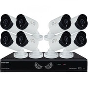 Night Owl Lite Video Surveillance System with 8 x 1080p HD Wired Cameras (B-10LHDA-881-1080 )