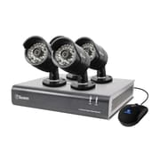 Swann® DVR4-4400 4 Channel 720p Digital Video Recorder with 4 x PRO-A850 Camera (SWDVK 444004-US)