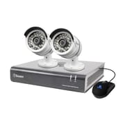 Swann® DVR4-4600 4 Channel 1080p Digital Video Recorder with 2 x PRO-A855 Camera (SWDVK 446002 US)