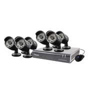 Swann® DVR8-4400 8 Channel 720p Digital Video Recorder with 8 x PRO-A850 Camera (SWDVK 844008-US)