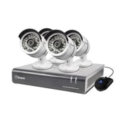 Swann® 8 Channel 1080P Digital Video Recorder with Cameras, Gray (DVR8-4600)