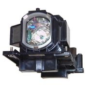 V7® Replacement Lamp for Hitachi CP-WX4021N LCD Projector, Black (VPL2367-1N)