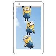 """Vulcan INC0703M16 7"""" Minion Tablet, 16GB, Windows 8.1, White"""