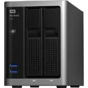 WD® My Book® Pro 6TB Desktop Thunderbolt 2/USB 3.0 RAID Storage System (WDBDTB0060JSL)