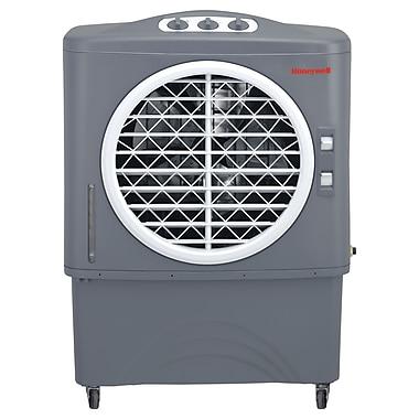 Honeywell® CO48PM 100-Pint Evaporative Air Cooler, White/Grey