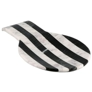 Thirstystone David Tutera's Old Hollywood Striped Marble Spoon Rest