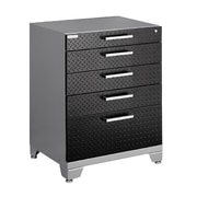 NewAge Products Performance Plus Diamond Series  36.75'' H x 28'' W x 22'' D 5 Drawer Base Cabinet
