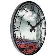 Nextime Unek Goods 15.62'' Big Ben Wall Clock