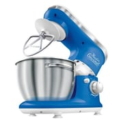 SNCR 4.2 Qt. 6-Speed Stand Mixer; Solid Blue
