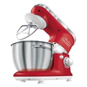 SNCR 4.2 Qt. 6-Speed Stand Mixer; Solid Red