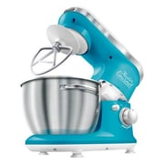 SNCR 4.2 Qt. 6-Speed Stand Mixer; Solid Turquois