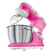 SNCR 4.2 Qt. 6-Speed Stand Mixer; Solid Pink