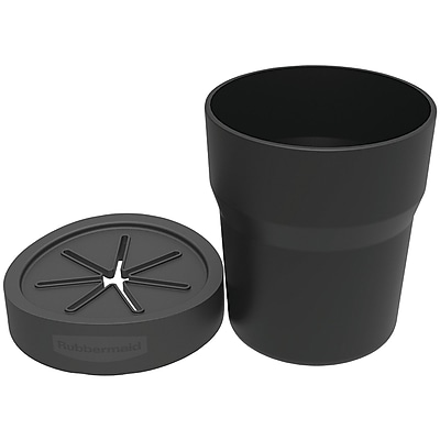 Maxsa Cup Holder Trash Can WYF078279261565