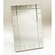 AA Importing Rectangular Beveled Glass Mirror
