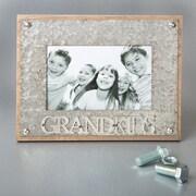 FashionCraft Grandkids Metal Picture Frame