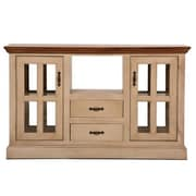 Eagle Furniture Manufacturing West Winds Kitchen Island w/ Solid Wood Plank Work Top