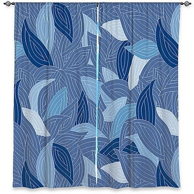 DiaNocheDesigns Curtain Panels (Set of 2); 40'' W x 52'' L WYF078279304191