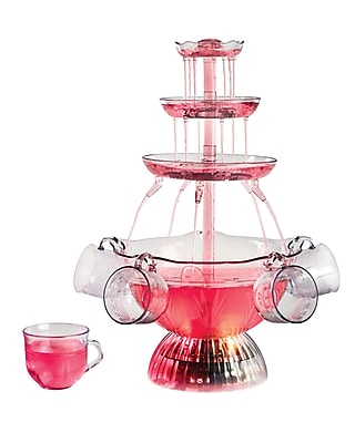 Nostalgia Electrics Lighted Party Fountain WYF078279256573