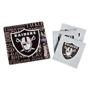 Evergreen Enterprises, Inc NFL It's A Party Gift Set; Oakland Raiders