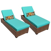 TK Classics Laguna Chaise Lounge (Set of 2); Aruba