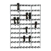 Creative Co-Op 100 Bottle Wall Mounted Wine Rack