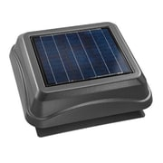 BQNU Surface Mount Solar Powered 537 CFM Attic Ventilator