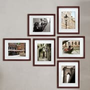 nexxt Design Gallery 6 Piece Picture Frame (Set of 6)