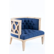 Statements by J Lilly Barrel Chair