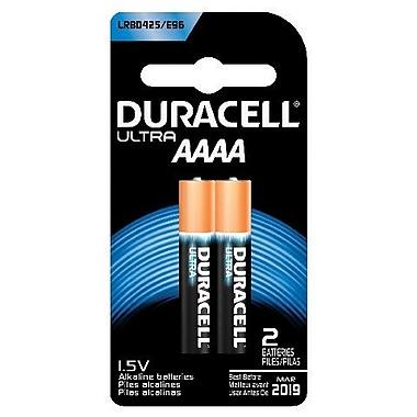 Duracell® Ultra AAAA Battery, 2-Pack