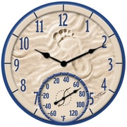Taylor By The Sea Clock