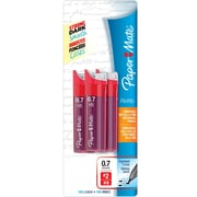 Paper Mate Mechanical Pencil Lead Refills, 0.7mm, HB #2, 3 Pack (105 Leads)
