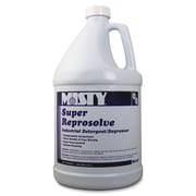 Misty® Super Reprosolve Detergent/Degreaser, Pleasant, 1 gal, 4/Carton (1038723)