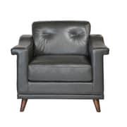 Moroni Kak  Full  Top Grain Leather Chair